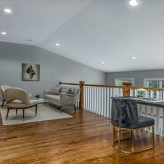 Bonus living area in the upper loft. Great for a homeschool workspace, second family room or reading nook. Listed in Vienna, VA for $1,599,999 by The Casey Samson Team, a Wall Street Journal Top Team in Northern Virginia.