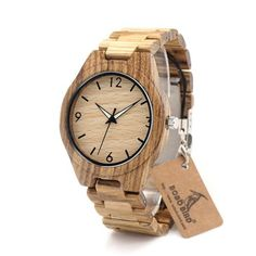 Lover's Watches Buy Cheap Bobo Bird Ebony Wood Quartz Wristwatch Lovers Casual Dress Wristwatch With Leather Strap As Gift Relojes Mujer In Wood Box Low Price
