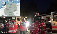 Teenage Afghan refugee attacks train passengers with an AXE in Germany #DailyMail | These are some of the stories. See the rest @ http://twodaysnewstand.weebly.com/mail-onlinecom or Video's @ http://www.dailymail.co.uk/video/index.html