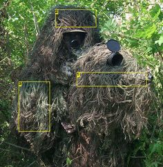 How to make your own (Pro Style) Ghillie Suit. Done... Did mine a long time ago