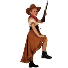 Texas Amazon αποκριάτικη στολή Καουμπόυσσα για κορίτσια θρύλος στην Άγρια Δύση. Η Στολή Περιλαμβάνει: Φόρεμα, Φούστα, Φουλάρι, Ζώνη και Καπέλο. Εμπλουτίστε τη στολή με τα αξεσουάρ που δεν περιλαμβάνονται: το Όπλο. Για παιδιά ηλικίας έως δεκατεσσάρων ετών. Disney Characters, Fictional Characters, Disney Princess, Amazon, Amazons, Riding Habit, Amazon River, Fantasy Characters, Disney Princes