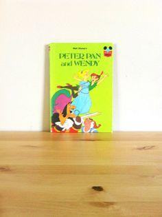 Walt Disney's Peter Pan and Wendy 1981 by JessicaAnnsEmporium
