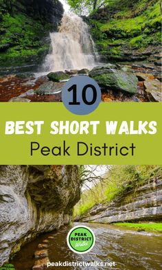 Peak District England, Waterfall Trail, Pembrokeshire Coast, Walking Routes, Great Walks, Adventure Activities, Best Hikes, Lake District, Where To Go
