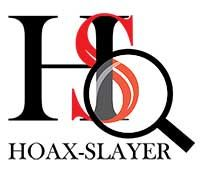 Latest Email and Social Media Hoaxes - Current Internet Scams - Hoax-Slayer