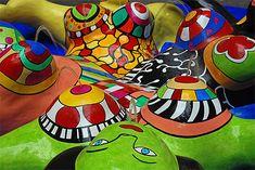 Niki de Saint-Phalle                                                                                                                   ...