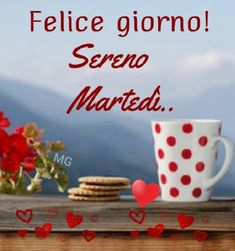 Good Morning, Mugs, Tableware, Tuesday, Beautiful, Fotografia, Buen Dia, Dinnerware, Bonjour