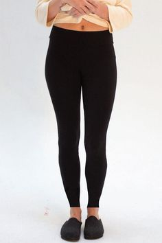Leggings full length – It's Only Natural i.O.N Clothing featuring Hemp & Company
