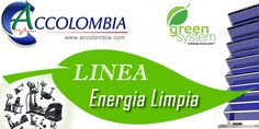 Energia limpia renovable Colombia Solar Panels, Treadmills, Colombia, Fitness Equipment, Gym, Tower, Tecnologia, Sun Panels, Solar Panel Lights