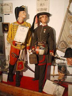 Vivandiere from Era of Napoleon III   #vivandiere