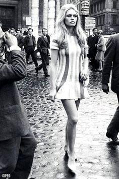 Brigitte Bardot. Be a Statement. 60s