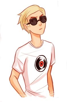 Dave Strider by Viria (Dave's my favorite so far)