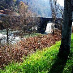 Río Caudal #Mieres #Asturias