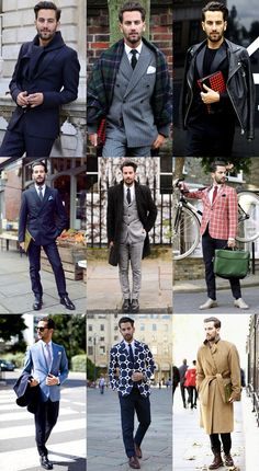 Matthew Zorpas - The Gentleman Blogger - Outfit Lookbook