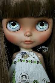 alice blice blythe doll by flickr - Buscar con Google