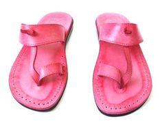SALE ! New Leather Sandals EMPIRE Women's Shoes Thongs Flip Flops Flats Slides Slippers Biblical Bridal Wedding Colored Footwear Designer by Sandalimshop on Etsy