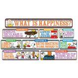 Peanuts® Happiness Is Mini Bulletin Board Set