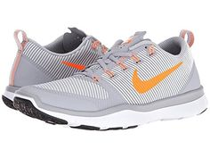 Men's Free Train Versatility Training Shoe Wolf Grey/White/Black/Bright Citrus 8 * You can get more details by clicking on the image. (This is an affiliate link) 0 Free Training, Training Shoes, Nike Cross Trainers, Nike Shoes, Adidas Sneakers, Nike Free Trainer, Trail Running Shoes, Grey And White, Black