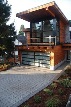 Modern Garage Apartment modern garage apartment - google search | for the home | pinterest