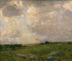 """William Langson Lathrop """"Chilmark Moor"""" (Martha's Vineyard) 1930"""