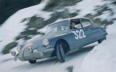 Rally Monte Carlo - 1959