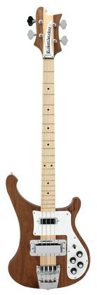 Rickenbacker 4003S Electric Bass Guitar In Walnut