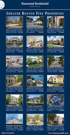 This Hammond ad, featuring some of the finest properties available, will appear in the July 15 European edition of the Wall Street Journal.