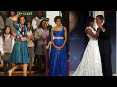 Sasha and Malia Obama's Style Evolution - YouTube
