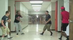 High School Math videos that engage all student. Check out 'Teach me how to factor' set to 'Teach me how to Dougie' too.