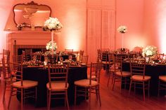 Gatsby Themed Wedding at The Woman's Club of Winter Park