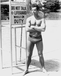 Do not talk to lifeguard while on duty Men's Swimsuits, Vintage Swimsuits, Vintage Photographs, Vintage Photos, The Last Summer, Lovers And Friends, Lifeguard, Bathing Beauties, Getting Wet