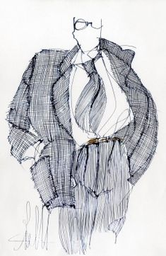 Fondazione Gianfranco Ferré / Collections / Man / Prêt-à-Porter / 1993 / Spring / Summer