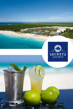 Earn points toward rewards you can redeem at Secrets Resorts & Spas when you join Secrets Society!
