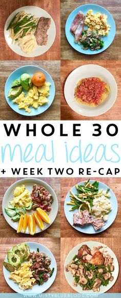 Whole 30 meal ideas and a re-cap of my second week of the…  Whole 30 meal ideas and a re-cap of my second week of the…   Today we can make just a little review on this interesting 3 week diet plan made by the fitness expert Brian Flatt. It really is amazing and you must…