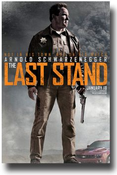 Love the threatening sky in the background  #LastStand $9.84 #Arnold