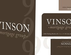 """Check out new work on my @Behance portfolio: """"Vinson Mortgage Print Marketing"""" http://on.be.net/14GDwuM"""