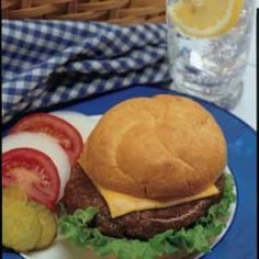 Try these Heartland Burgers on the #grill this summer!