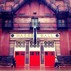 Massey Hall Architect Sidney Badgley Victoria St. Toronto 1894