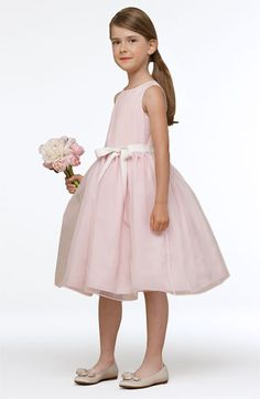 Us Angels Full Sleeveless Dress (Infant, Toddler, Little Girls & Big Girls) Blush Pink Blush Flower Girl Dresses, Baby Girl Dresses, Baby Dress, Girl Outfits, Flower Girls, Christening Gowns, Easter Dress, Nordstrom Dresses, Infant Toddler