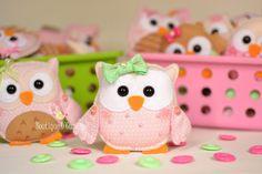*Owl pattern included.  Atelier - Boutique D' Caroline: Molde coruja!