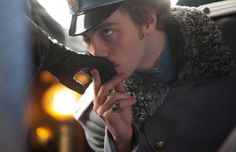 Aaron Taylor-Johnson stars as Vronsky in director Joe Wright's bold, theatrical new vision of the epic story of love, ANNA KARENINA, a Focus Features release.    Anna Karenina is now available on Blu-ray, DVD, Digital Download, and On Demand.      Own it today:  http://focusfeatures.com/anna_karenina