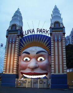 Entrance to Anul Krap in Sydney... once a Martin Sharp design.
