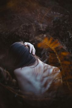 """Irena"" — Photographer: Roberto Gioli Model: Irena Goloubeva"