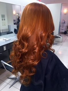 2019 popular middle and long hair style – Page 7 – Hairstyle - New Sites Gorgeous Hair Color, Red Hair Color, Dark Strawberry Blonde Hair, Redhead Hairstyles, Short Hair With Layers, Copper Hair, Auburn Hair, Ginger Hair, Love Hair
