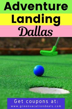 Looking for fun things to do for your family in Dallas, Texas? Adventure Landing is a great place to visit! It's a family entertainment center that has multiple attractions kids and adults can enjoy (miniature golf, go-karting, laser tag, batting cages, bumper boats, etc). Learn about these fun activities & how you can save money on your next visit to Adventure Landing. #adviceformoms #familyfun #familyfunindallas #dallas #dallastx #texas #funwithkids #thingstodoindallas #minigolf #gokarts Miniature Golf, Karting, Vacation Deals, Dallas Texas, Go Kart, Entertainment Center, Best Part Of Me, Kids And Parenting, Fun Activities