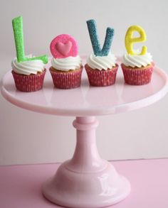 Have a colorful Valentines Day! - All Things Cupcake