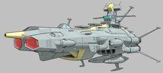 1870 宇宙戦艦大和 アンドロメダ 作成者black256 MMD MikuMikuDance
