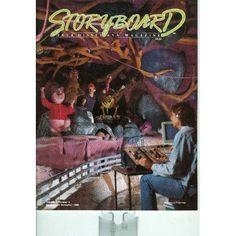 Disneyana Storyboard Volume 1 Number 6 Nov/Dec 1988 David Feiten Splash Mountain