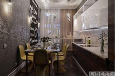 Дизайн интерьера бишкек 290011   Роскошная кухня от наших дизайнеров. Даже в небольшом пространстве им удалось создать запоминающийся дизайн. Прекрасно смотрится здесь венецианка, она не только красива, но и практична. над проектом работали GoryachevMaxim  и SvetashovaTatiana  #дизайнинтерьераliberty #libertyдизайн #libertyкухни ____________________________________________ #дизайнкухни