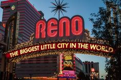 We're here to dispell the myths about Reno…it's actually a REALLY cool place to visit (or live!). Find out what locals have known all along.