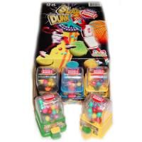 Slam Dunk Gumball Dispensers - 12 ct